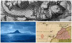 """La misteriosa isla que aparece y desaparece: San BorondónLa llaman la isla errante. San Borondón aparece en muchos libros de historia y geografía como """"leyenda popular"""", como esos mitos que a uno le gusta recordar cuando pasea y atisba el hor…"""