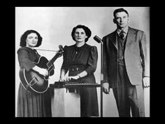 The Carter Family, Mid The Green Fields Of Virginia- incorporated in 1899 for its popularity not so germane