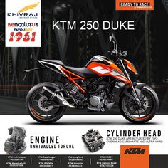 The KTM 250 is a pure example of what draws so many to the thrill of street motorcycling. Book Now: Call: 8722022400 Car Banner, Ktm 250, 2013 Honda, Flyers, Photography Tips, Racing, Motorcycle, Social Media, Bike