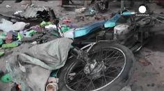 Decenas de muertos en un atentado yihadista contra un mercado de Nigeria