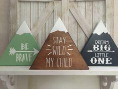 Nursery Signs, Nursery Themes, Nursery Room, Nursery Ideas, Girl Nursery, Nature Themed Nursery, Bedroom, Room Ideas, Rustic Nursery Decor