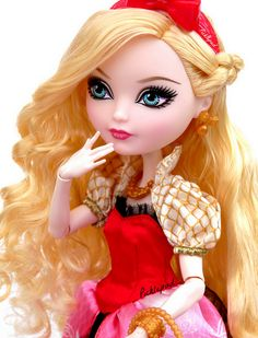 Apple White. Ever After High