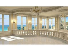 $139m Le Palais Royal, 935 HILLSBORO MILE Hillsboro Beach.  Coldwell Banker Previews & William Pierce.  Ultra Primus.  One of the most expensive homes in the world.