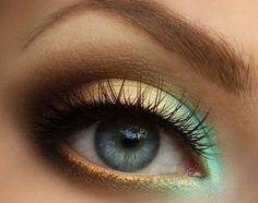 Auksinė ir žalia..