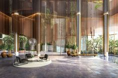 Most people have to stay in a hotel room at some point.Many people are disappointed with their decision to stay in a particular hotel because they didn't Hotel Lobby Design, Architecture Restaurant, Interior Architecture, Luxury Home Decor, Luxury Interior, Hotel Reception, Reception Entrance, Reception Design, Lounge Decor