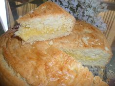 Tarta vasca de Itxassou Ver receta: http://www.mis-recetas.org/recetas/show/44861-tarta-vasca-de-itxassou