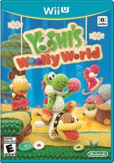 Nintendo WiiU - Yoshi's Wooly World