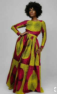 ad98233545c 80 Best African Print Formal Dress images