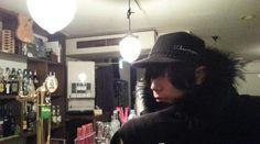 [Champagne]川上洋平2012/11/30 本日はツアー10本目、旭川CASINO DRIVEです。グッズの先行販売は16時から予定しています。手袋は見つからずニットキャップで心を落ち着かせるようぺいん。@にーやん / RX-RECORDS presents「星の屑ども作戦 ~STAR-DU-STARS MEMORY~」@旭川CASINO DRIVE