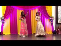 Lehenga Party Dance - YouTube  2nd song and last song-group dances