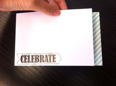 My card for my brothers birthday #scrapbooking #card