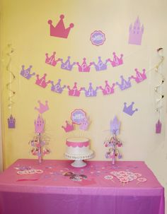 Celebrate any event with a Princess party in a by Favors4Friends