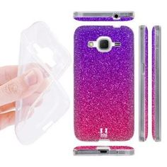 Head Case Designs Ombre Glitter Trend Mix Soft Gel Back Case Cover for  Samsung Galaxy Core 0af5447541e9