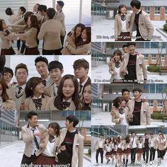 Sassy Go Go #cheer up #korean #drama