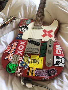 Guitar Art, Music Guitar, Cool Guitar, Cool Electric Guitars, Music Aesthetic, Beige Aesthetic, Conan Gray, Beautiful Guitars, Guitar Design
