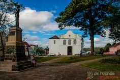Praça General Carneiro - Lapa