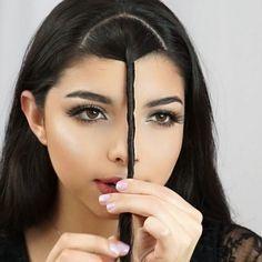 Haare selber schneiden nagelschere