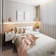 Room, Home Decor Bedroom, House Rooms, Home Decor, Stylish Bedroom, Home Deco, Stylish Bedroom Design, New Room, Apartment Decorating On A Budget