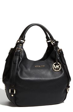WANT. Right NOW.   Michael Kors 'Bedford - Large' Shoulder Hobo @Katie Wallis