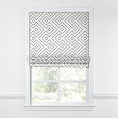 Find a flat roman shade for your home or office, custom sized & with free blackout lining for room darkening shades. Shop flat roman shades at Loom Decor. Blackout Roman Shades, Fabric Roman Shades, Custom Roman Shades, Modern Roman Shades, House Blinds, Blinds For Windows, Window Blinds, Bath Window, Window Coverings