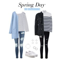 Resultado de imagen para bts inspired outfits - New Ideas Kpop Fashion Outfits, Swag Outfits, Mode Outfits, School Outfits, Trendy Outfits, Girl Outfits, Korean Outfits Kpop, Mode Kpop, Bts Inspired Outfits