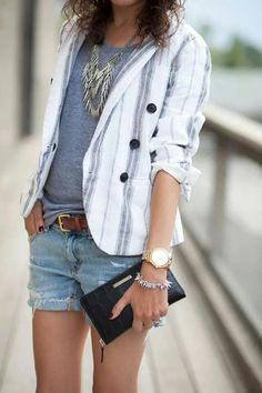 Summer outfit - shorts