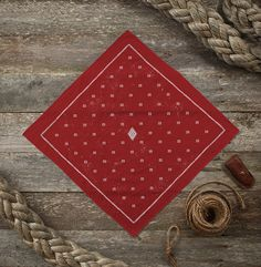Swanky new bandana from Colter Co.   www.ColterCoUSA.com