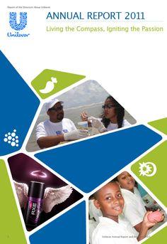 Unilever AR 2011 cover