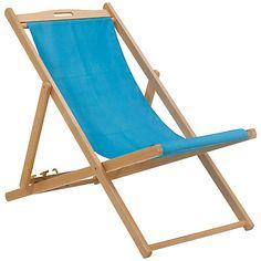 Buy John Lewis FSC Deckchair, Lido online at JohnLewis.com - John Lewis