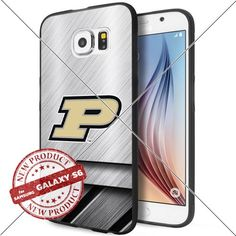Case Purdue Boilermakers Logo NCAA Gadget 1470 Samsung Galaxy S6 Black Case Smartphone Case Cover Collector TPU Rubber original by Lucky Case [Metal BG] Lucky_case26 http://www.amazon.com/dp/B017X13TOC/ref=cm_sw_r_pi_dp_HIPswb0AN4PR6