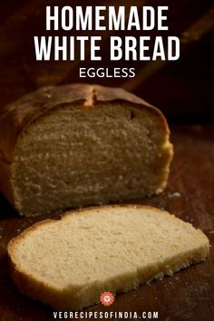 Bread of any kind is a staple in most cuisines. Whether it be leavened or unleavened bread every culture and cuisine has bread. This recipe for white bread is an easy dairy-free, eggless recipe for what most would call sandwich bread. Homemade bread, in my opinion, is always better than store bought so definitely try to make your own bread at home! #whitebread #dairyfree #eggless #vegan #worldcuisine #homemade