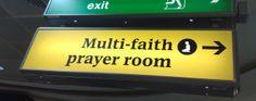 La parte religiosa que no conocías de los aeropuertos