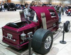 BallbustersCC Coffin Car Photos