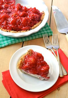 Strawberry Super Pie | The Law Student's Wife |