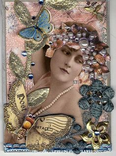Flidair - ATC by lauracars12000, via Flickr