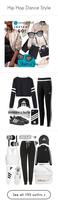 """""""Hip Hop Dance Style"""" by yours-styling-best-friend ❤ liked on Polyvore featuring dance, WhatToWear, HipHop, hiphopdance, Topshop, J.Crew, Miu Miu, Forever 21, Burberry and shadesofyou"""