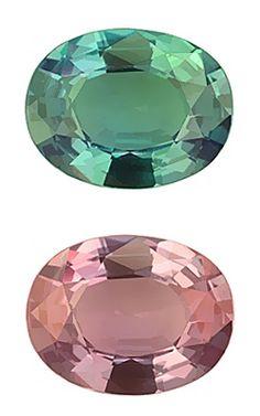 June Birthstone Alexandrite // Brazilian alexandrite
