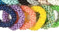 Color by number? SAME SKY Sky bracelets come in just about every hue in the book. Comment and tell us a new color you'd love to have!  http://www.samesky.com/collections/the-sky-bracelet-collection