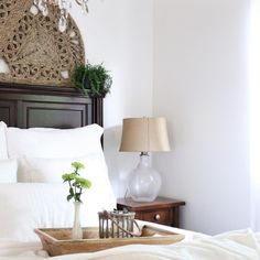 Doesn't this look like a bedroom you could rest peacefully in?  |  Zevy Joy