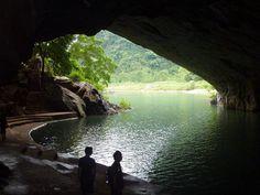 Grotta Hang Son Doong - Vietnam.