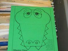 Le plus récent Instantanés Reptiles actividades Astuces Alligator Costume, Alligator Crafts, Crocodile Craft, Crocodile Costume, Reptiles, Amphibians, Preschool Crafts, Crafts For Kids, Hat Template