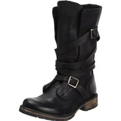 Steve Madden Women's Banddit Boot. i want boots like this for our Houston Cold/Wet days!!