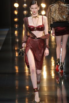 Alexandre Vauthier Spring 2014 Couture Fashion Show Collection