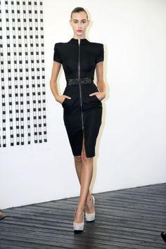 Victoria Beckham Spring/Summer 2010 Ready-To-Wear