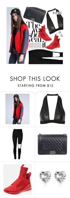 """Untitled #1214"" by noviii ❤ liked on Polyvore featuring Dion Lee and vipme"