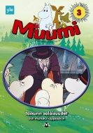 Muumi 3. - Taikurin salaisuudet - DVD - Elokuvat - CDON.COM