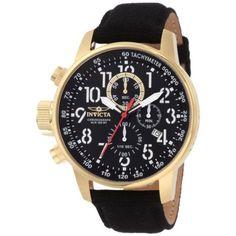 Amazon.com: Invicta Men's 1515 I Force Collection Chronograph Strap Watch: Invicta: Watches