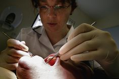 A way to naturally regrow damaged teeth has been discovered by scientists in a breakthrough that could significantly reduce the need for fillings. Researchers at King's College London (KCL) found that a drug designed to treat Alzheimer's disease was able to stimulate the tooth to create new dentine capable of filling in large cavities. Teeth can already cope with small areas of damage using the same process, but when the holes become too large a dentist must insert artificial cements or the…