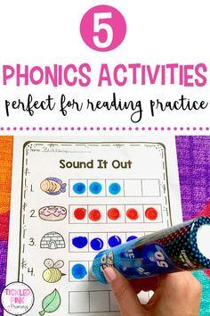 How to Teach Phoneme Segmentation