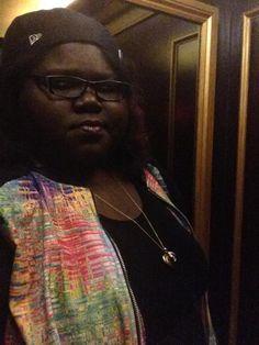News :: Gabourey Sidibe in Domino Dollhouse! - Domino Dollhouse - Plus Size Clothing